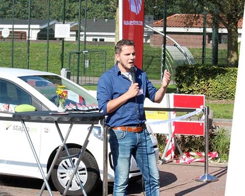 "Electrische Stapp.in leenauto in Kernhem ,,geen statussymbool"""