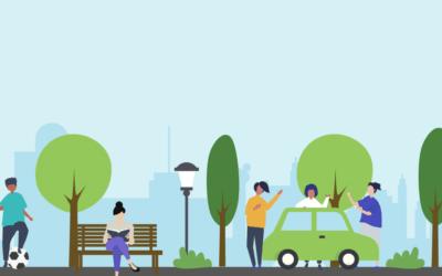 Auto van de Straat-project van start i.s.m. Natuur & Milieu